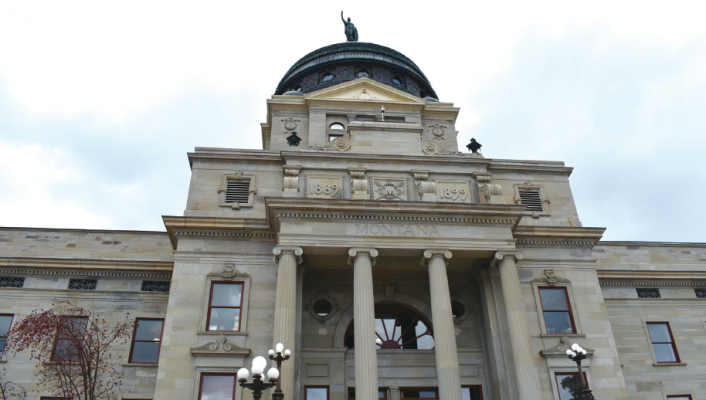 A 1 percent lodging tax increase will help fund a Heritage Center near the capitol. This decision was made in Helena by way of a bipartisan bill and something Big Sky Chamber President Candace Carr Strauss calls a political compromise. PHOTO BY JANA BOUNDS.
