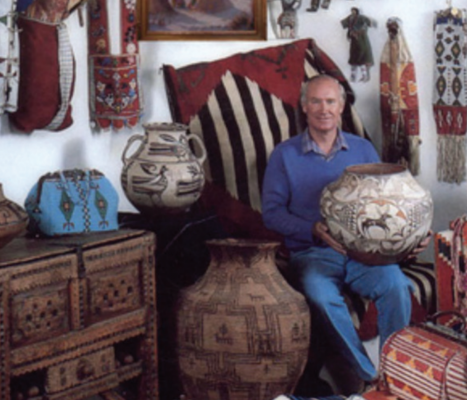 Forrest Fenn, an art collector and dealer from Santa Fe, New Mexico hid treasure a decade ago which has now been found. PHOTO COURTESY FORREST FENN