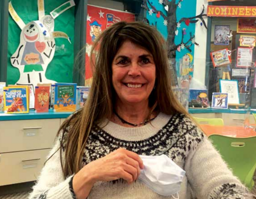 Kathy House has spent her adult life educating the community's children. PHOTO BY JANA BOUNDS