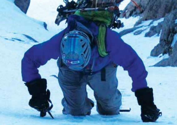 """Fritz Sperry has been backcountry skiing for 35 years and co-launched a Facebook group called """"The Avalanche Room"""" to increase backcountry safety and avalanche education. PHOTO COURTESY OF FRITZ SPERRY"""