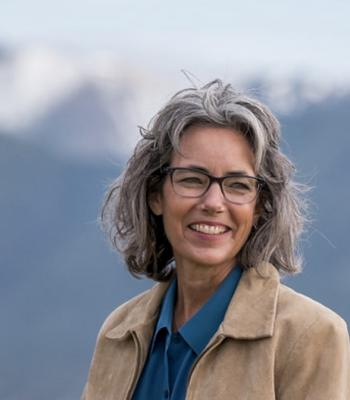 Big Sky Democrats went for Kathleen Williams (pictured) in the crowded June primary. Missoula's Grant Kier finished second in the local 64B voting precinct, while Billing's John Heenan came in third.
