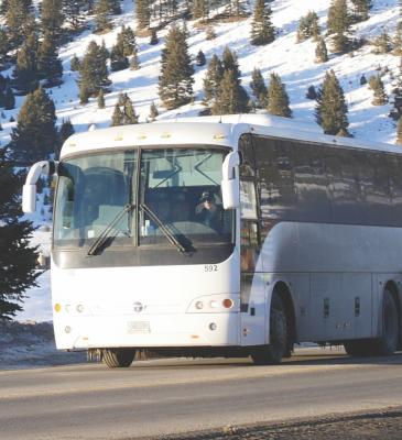 Would Big Sky voters agree to be taxed in order to support the Skyline bus system? It's a question on the minds of Big Sky Transportation District board members.