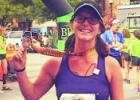 """It may not be a """"Glamour Shot"""" but there is something glamorous about following through on goals. Once she entered her third decade, Katie Grice decided to run a marathon a year, and at 33 she's currently prepping for a big one—in New York City."""