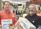 Ace Hardware owner donates slow cookers to the Big Sky Food Bank