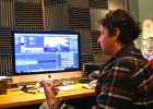 """Chris Kamman puts soul into his filmmaking. """"I wanted this life and I'm surprised that it actually coming to fruition. If someone would have told me I could make a living shooting skiing, snowboarding and fly fishing in college I would have been pretty pumped,"""" he said."""