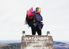 """Candice Brownmiller's Appalachian Trail name was """"Montana"""". PHOTO COURTESY CANDICE BROWNMILLER"""