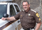 Sergeant Brandon Kelly is a history buff, military veteran and has served in the sheriff's office for 23 years. PHOTO COURTESY BRANDON KELLY