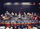 """""""The Crossing"""" prepares for their performances on July 30 and 31 in the WMPAC. PHOTO COURTESY THE CROSSING CHOIR IN PHILADELPHIA FACEBOOK"""