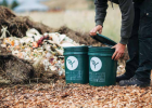 According to Project Drawdown, a global assessment of the most effective methods to combat global warming, improper disposal of food waste and improper disposal are almost equally damaging. PHOTO COURTESY Yes Compost
