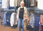 """Long-time retail buyer Kelly Piccardo is looking forward to opening Antlers, a """"modern haberdashery"""" selling men's clothing that's not necessarily made for a day on the river or trail like most clothing sold in Big Sky. It's a new take on outfitting a man for everyday life in Big Sky."""